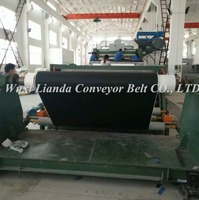 Black Matte PU Conveyor Belt, Hot Selling PU Belt for Textile Industry