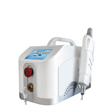 Q Switch ND YAG Laser Price / tattoo supplies freckle removal 1064nm 532nm machine laser skin rejuvenation facial rejuvenation