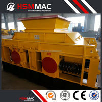 Lime Stone Double Toothed Roll Crusher