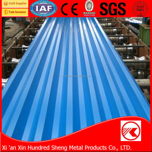 Best selling China manufacture 24 gauge galvanized roofing sheet