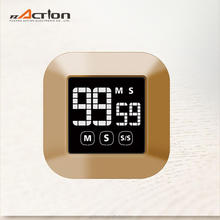 New Serie Cheap LCD Digital Kitchen Electronic Countdown Timer Alarm With Magnet Cooking Tools Kitchen Timer