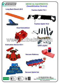Immobilization Devices