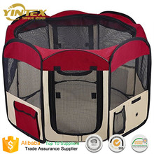 Best Choice Indoor Cheap Dog Tent Folding Fence Puppy Dog Playpen Exercise Kennel 600d Oxford Cloth