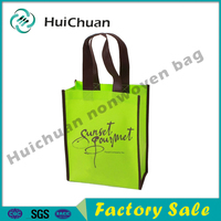 High quality non woven fabric women handbag tote bag