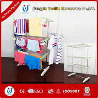 mobile fashion dance bags with garment rack