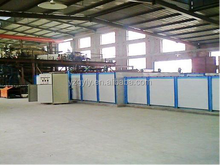 30m electric Glass Annealing Furnace