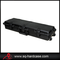 ABS plastic military long gun case handle