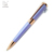 2018 pink gold metal Stainless steel fat ballpoint pen with parker refill