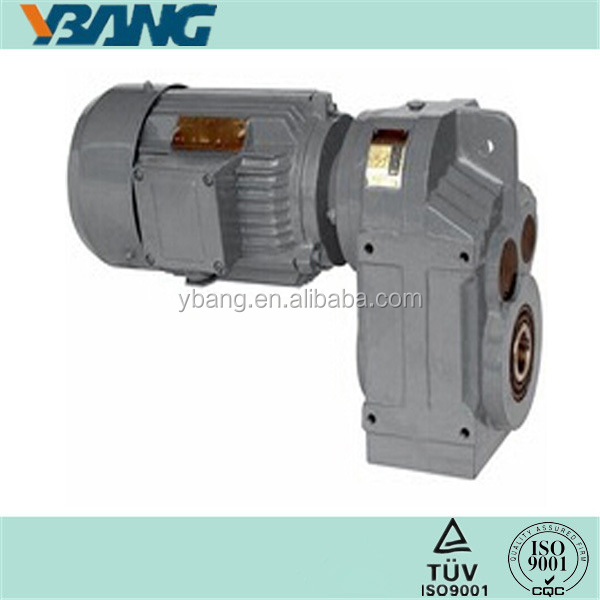 FA series Auto Lift System Helical Speed Gearbox