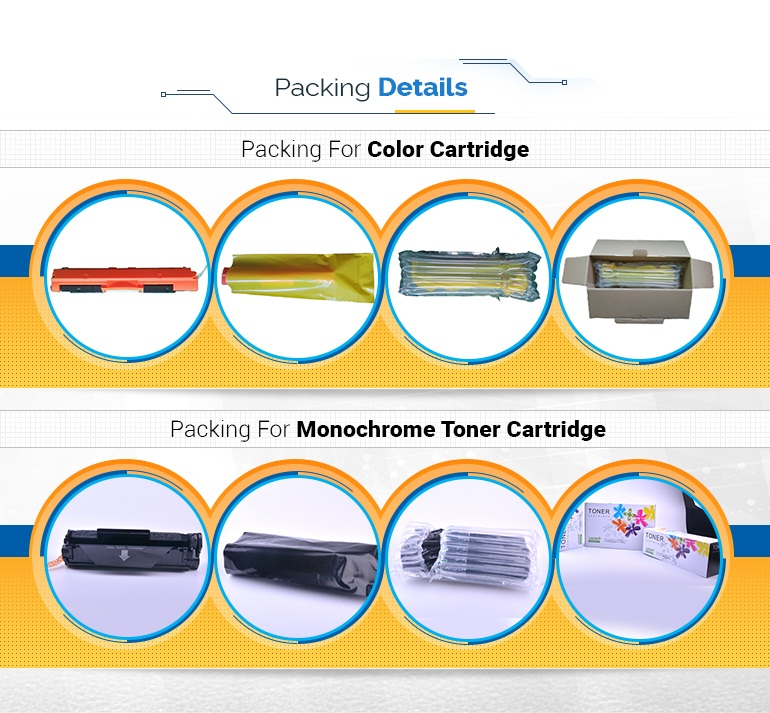 China Top Supplier Q7516A laserjet printer spares toner cartridge for HP printer