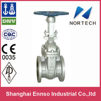 2013 New Desgin Hot Sale gate valves gear operated