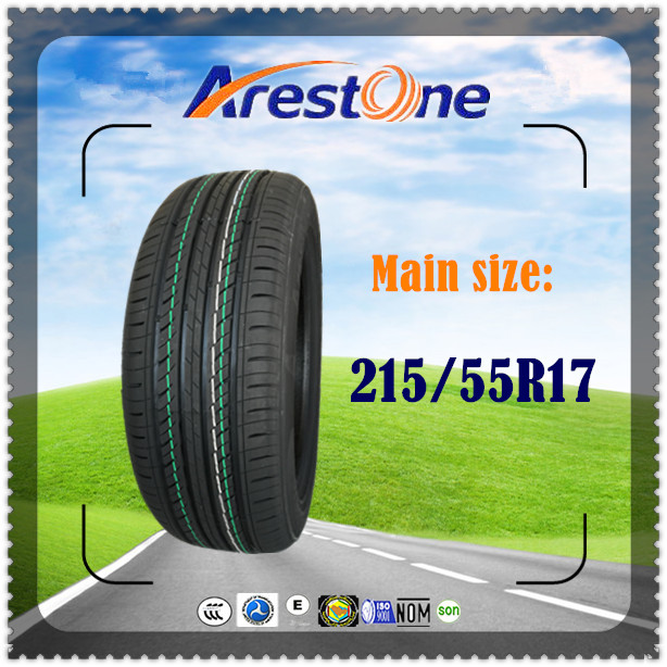reliable quality and cheap price car tyre 215/55r17
