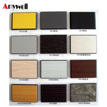 Amywell 10 years warranty 3D printing 10mm hpl sheet