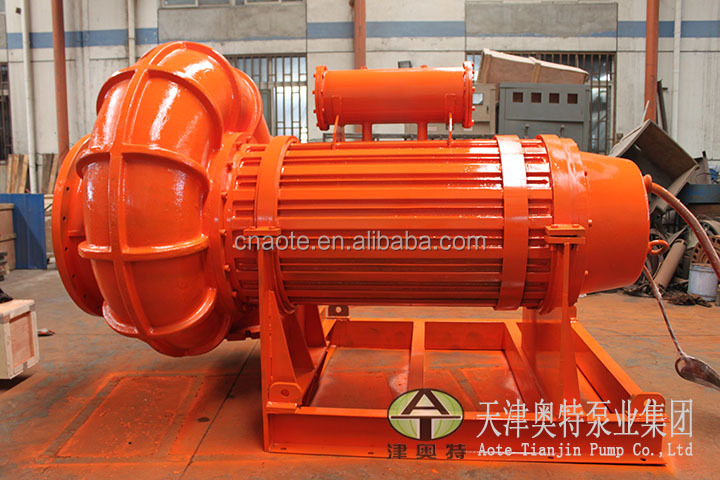 Jinaote independent R D Helico-centrifugal pump