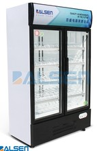 460L glass door pepsi visi cooler