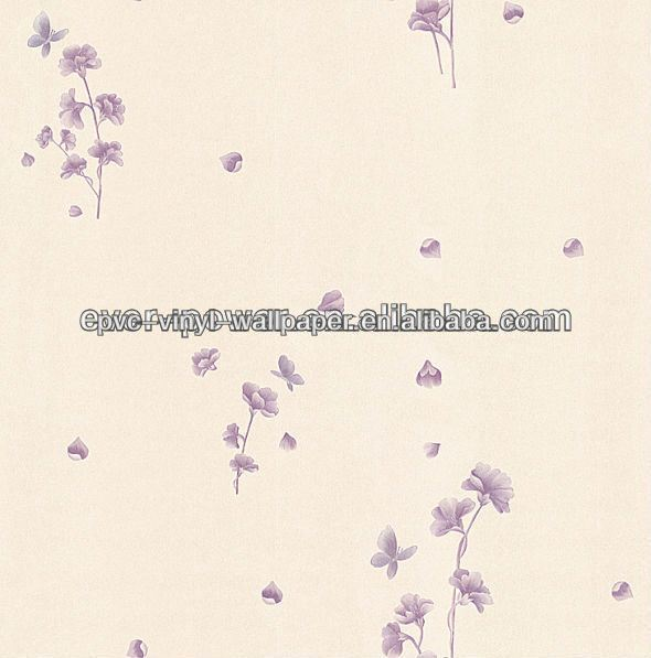embossed decorative wallpaper/hot sale wallcovering wallpaper production line