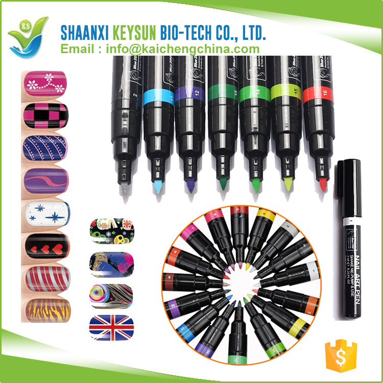 Top quality Nail Art Pen Easy to Drawing ,Fashion Design
