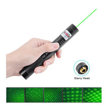 High Power laser pointer Visible Beam Light 532nm Adjustable Focus Burning Match Lazer 303 Green Laser Pointer laser pointer pen