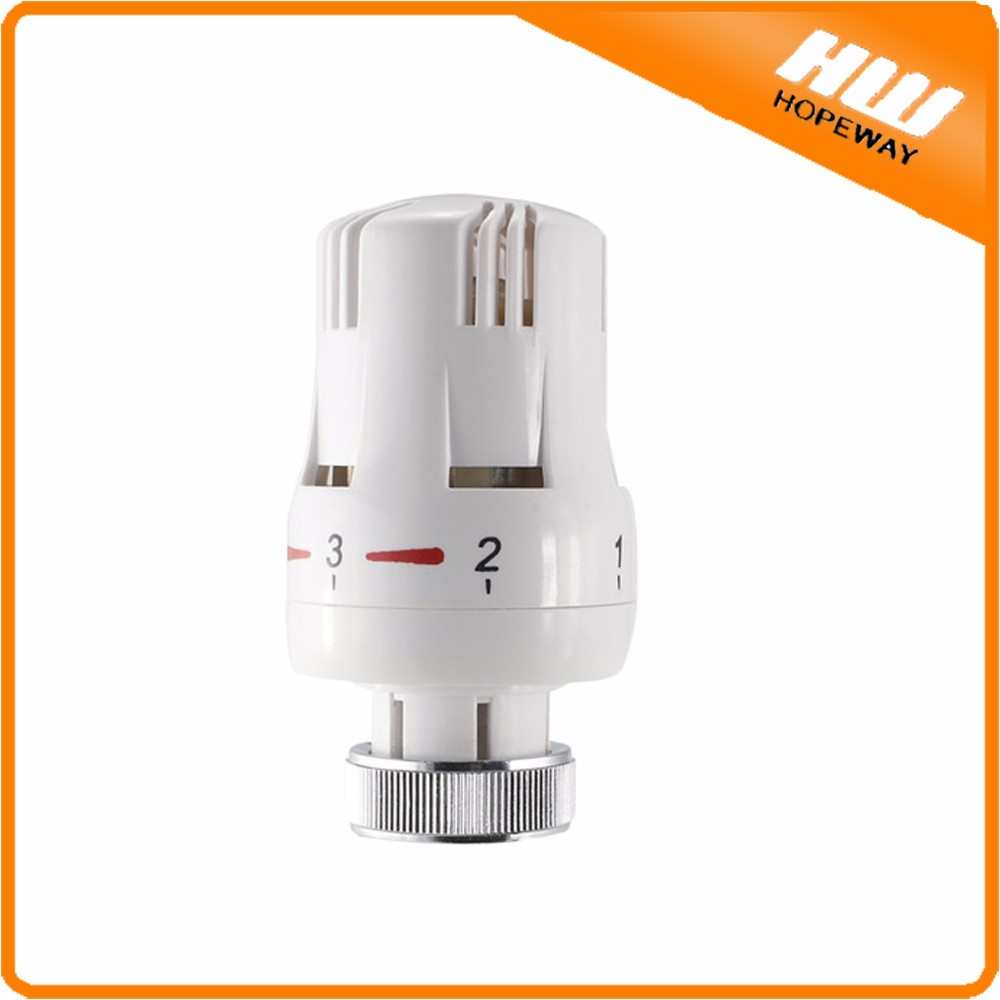 Thermostatic Radiator Valve Thermostatic head White M8*30