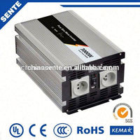 Hot sales 3000w power inverter 3kva dc to ac used for a car