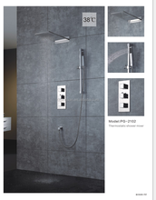 2016 new product bath shower set PG-2102