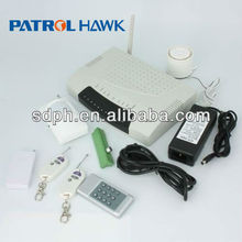 2012 Intelligent house security alarm system with Russian Language