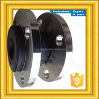 Superior grade pipe fittings product flexible hydraulic rubber expansion joint
