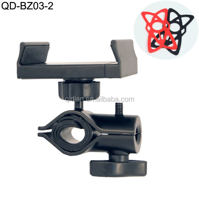 Top Quality Smartphone GPS Grip Bicycle Bike Handlebar Mount Mobile Motorcycle Phone Holder From Factory