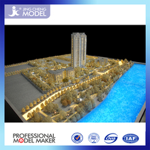 Architectural model professional making for real estate house