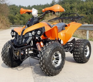 2018 hot sell cheap chinese 800W 1000W 48V 4 wheel adult electric quad bike