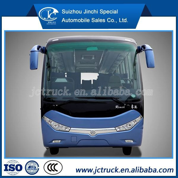 Cheap price DongFeng 42 seat bus/coach passenger bus