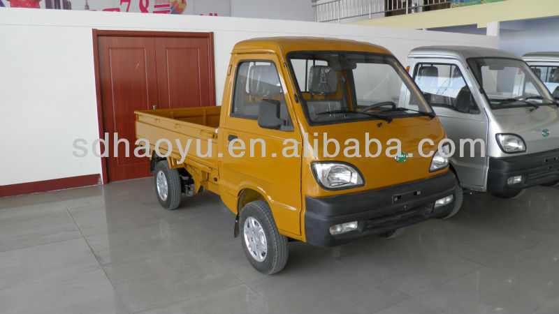 electric mini truck with EEC/CE/DOT certificate