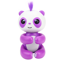 Amazing Cheap Happy Kid Toy Fingertip Monkey Interactive Induction Panda Funny Kids Toys