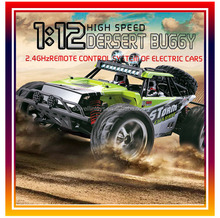1/12 Scale High Speed rc car 4wd monster truck toys hobbies