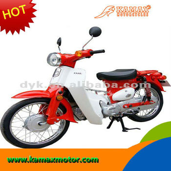 EEC Approved Motorcycle Supercub KA110-7A
