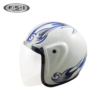 Promotional decal open face helmets cheap arai full face helmet motorcycle