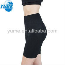 Fashion Black Seamless Pregnancy Recoery Slimming Body Shaper Pant Dress