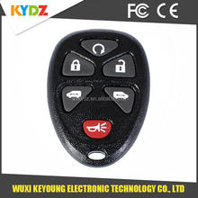 2005-2007 KOBGT04A 15114376 6 button NEW car key replacement services for Saturn /Relay