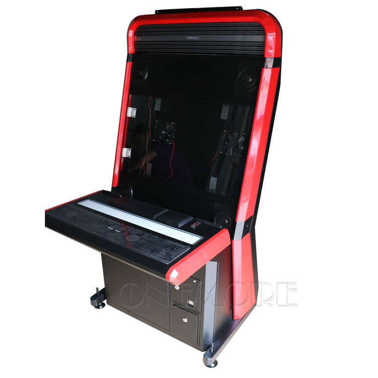 2017 High Quality Hottest sales upright electronic game machine 32inch Taito fighting game machine with 2019 in 1 ,2100 in 1,etc