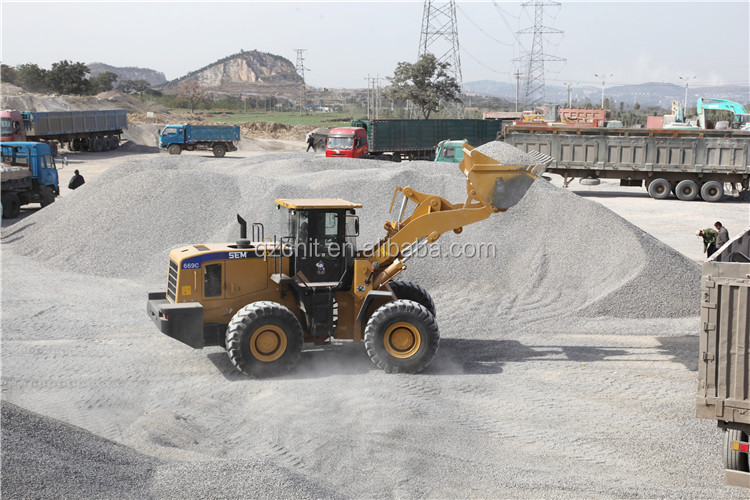 Chinese famous SEM669C 6Ton ship loader