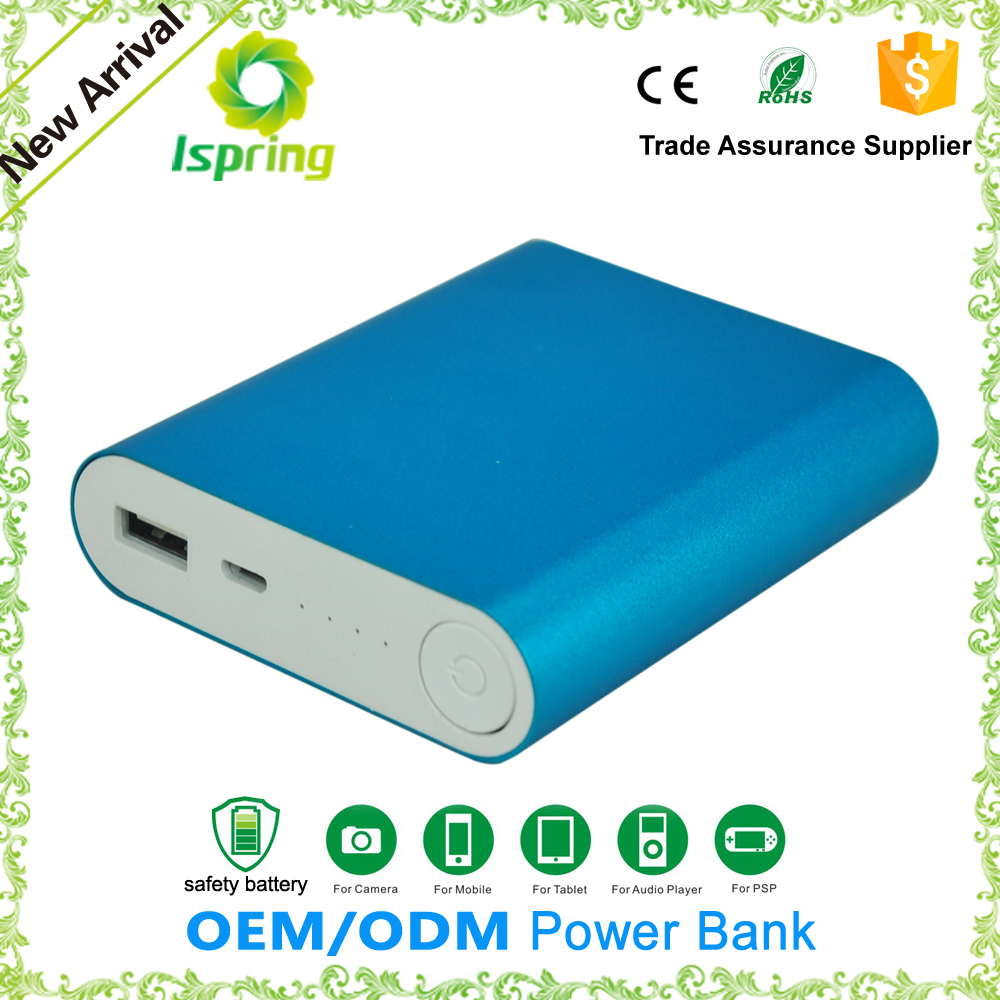 Universal xiaomi power bank 10400 mah portable power charger
