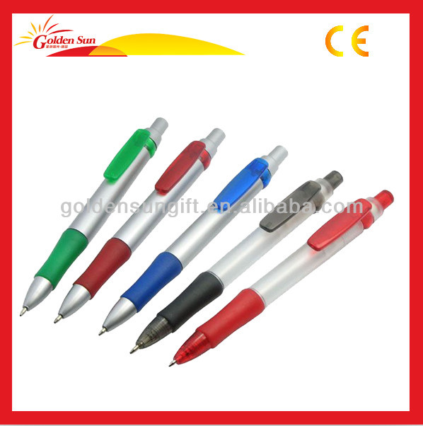 Top Quality New Design Plastic Rotomac Ball Pens