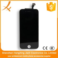shenzhen mobile phone manufacturers longteng lcd for iphone 6 lcd digitizer assembly screen