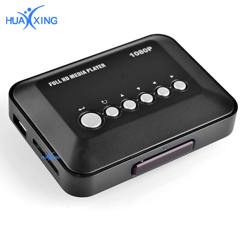 Digital Media Player FULL HD HDMI for USB Drivers SD Cards HDD External Devices