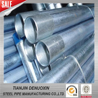 40mm rigid steel electrical GI conduit pipe specification