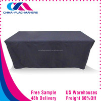 wholesale rectangular fit table cloth design