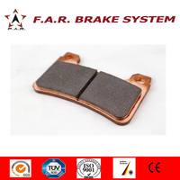 Taiwan Factory Cheap Motorcycle Brake Pad