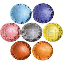 Mica Powder Dyes for Soaps Colorant Natural Mica Pigments Soap Making Powders
