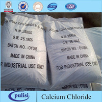 Calcium Chloride (CaCl2) for product of organic salt