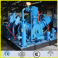 W-2.6-6/250 Reciprocating piston type oil free natural gas booster compressor